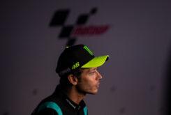 Valentino Rossi rueda prensa retirada (33)