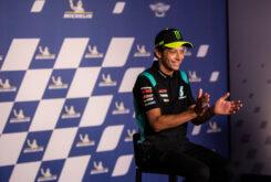 Valentino Rossi rueda prensa retirada (41)