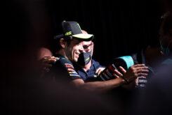 Valentino Rossi rueda prensa retirada (48)