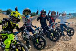 motocross escuela infantil