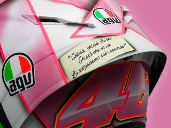 Casco Valentino Rossi MotoGP Misano 2021 (1)