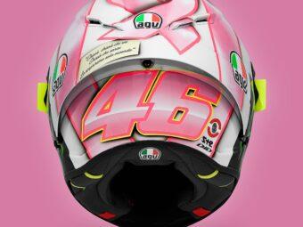 Casco Valentino Rossi MotoGP Misano 2021 (3)