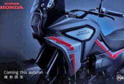 Honda CRF190L Africa Twin 2021