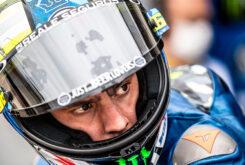 Joan Mir MotoGP Silverstone 2021