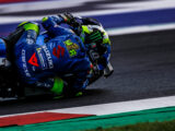 Joan Mir Test Misano MotoGP 2021