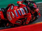 Pecco Bagnaia MotoGP pole Aragon 2021