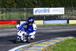 Polini minibike 24h Guinness record 2