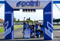 Polini minibike 24h Guinness record 6