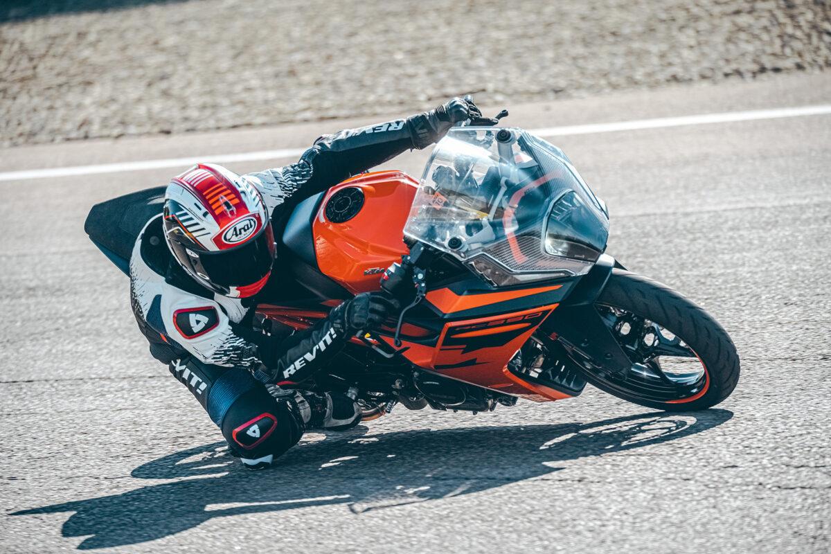 Prueba KTM RC 390 20224