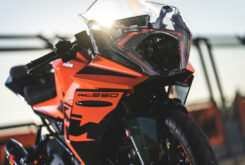 Prueba KTM RC 390 2022 Detalles101
