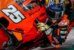 Raul Fernandez KTM Test MotoGP Misano (13)