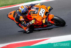 Raul Fernandez KTM Test MotoGP Misano (4)