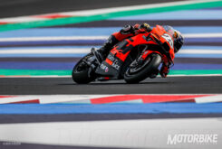 Raul Fernandez KTM Test MotoGP Misano (6)