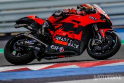 Raul Fernandez KTM Test MotoGP Misano (7)