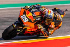 Raul Fernandez victoria Moto2 Aragon 2021