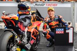 Raul Fernandez victoria Moto2 Misano