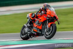 Remy Gardner KTM Test MotoGP Misano (11)