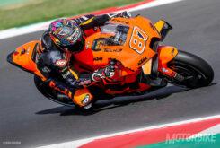 Remy Gardner KTM Test MotoGP Misano (6)