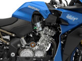 Suzuki GSX S1000 GT detalles 5
