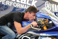 Toni Elias MotoAmerica 2021 Yamaha
