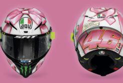 Valentino Rossi casco MotoGP Misano