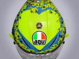 Casco Valentino Rossi Emilia Romagna MotoGP Misano