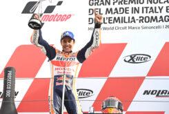 Marc Marquez victoria MotoGP Emilia Romagna 2021 (6)