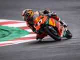 Pedro Acosta Moto3 Emilia Romagna 2021