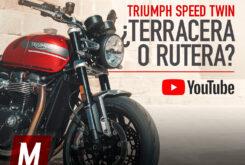 Triumph Speed Twin 2021 video