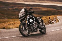 Triumph Tiger 1200 2022 teaser3 video