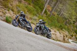 Yamaha MT 09 SP vs Kawasaki Z900 Performance5570