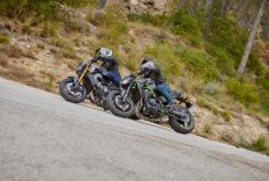 Yamaha MT 09 SP vs Kawasaki Z900 Performance5580