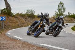 Yamaha MT 09 SP vs Kawasaki Z900 Performance5661
