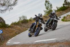 Yamaha MT 09 SP vs Kawasaki Z900 Performance5669