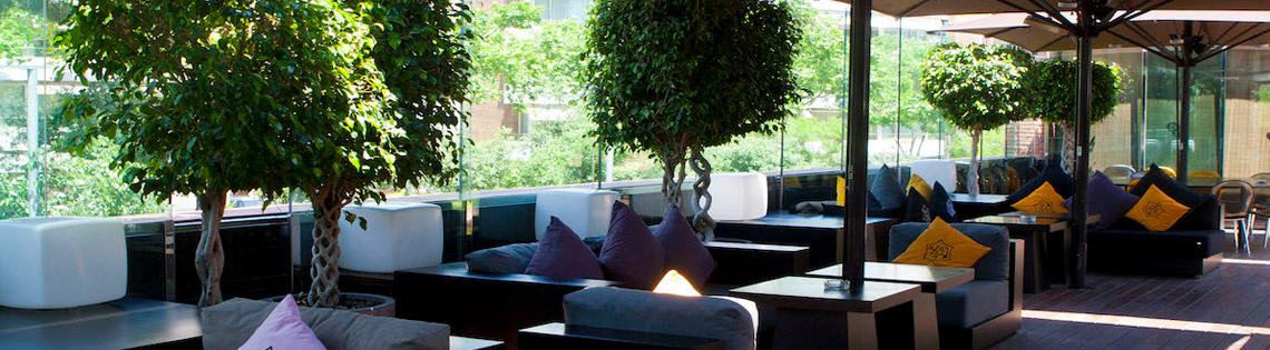 Nuba Lounge Nuba Lounge Carrer del Doctor Fleming, 12, 08017 Barcelona, España