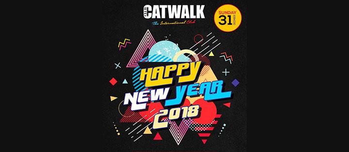 AÑO NUEVO 2018 - CATWALK CATWALK