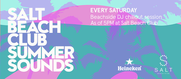 Salt Beach Club Summer Sounds - Club Salt Beach Club