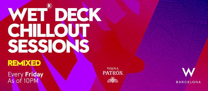 WET® Deck Chillout Sessions – Remixed - Club W Barcelona