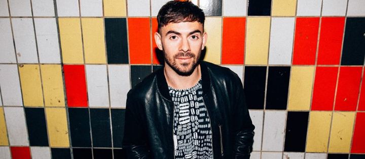 City Hall pres. Patrick Topping - Club Cityhall
