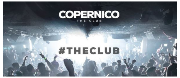 Copernico Viernes - Club Copérnico
