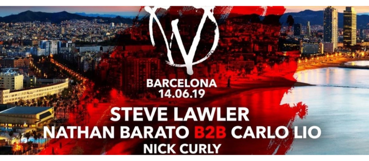 WARRIORS pres. Steve Lawler, Nathan Barato b2b Carlo Lio and Nick Curly - Club Pacha Barcelona