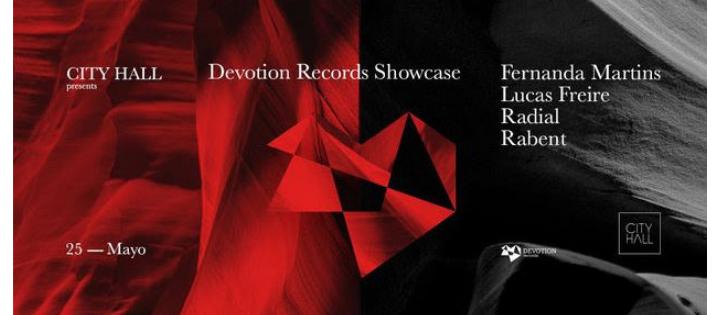 City Hall pres. Devotion Records Showcase w/ Fernanda Martins + Lucas Freire - Club Cityhall