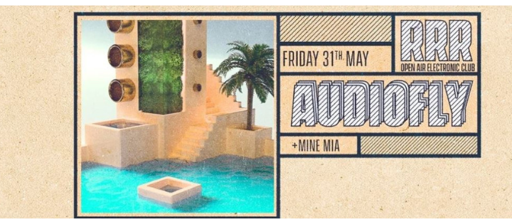 RRR Friday Night w/ Audiofly & Mine Mia - Club La Terrrazza