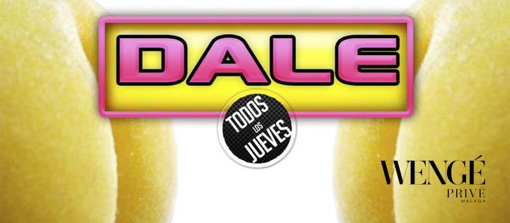 DALE by Wengé  - Club Sala Wenge