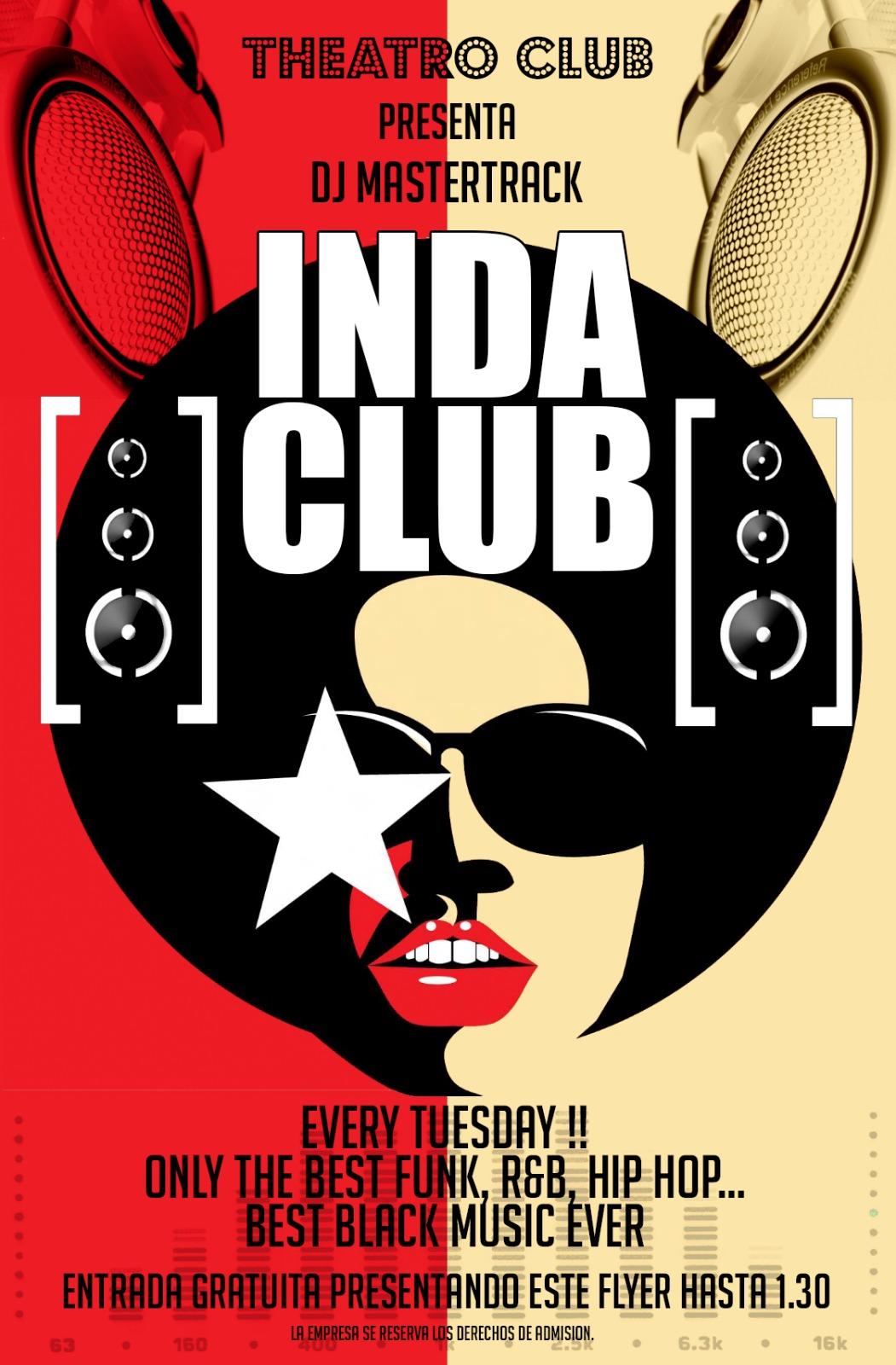 Inda Club - Club Theatro Club