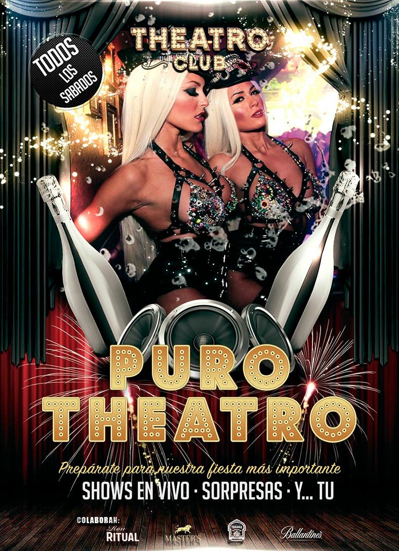 Puro theatro - Club Theatro Club