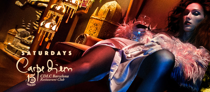 CARPE DIEM NIGHTS - Club Carpe Diem Barcelona