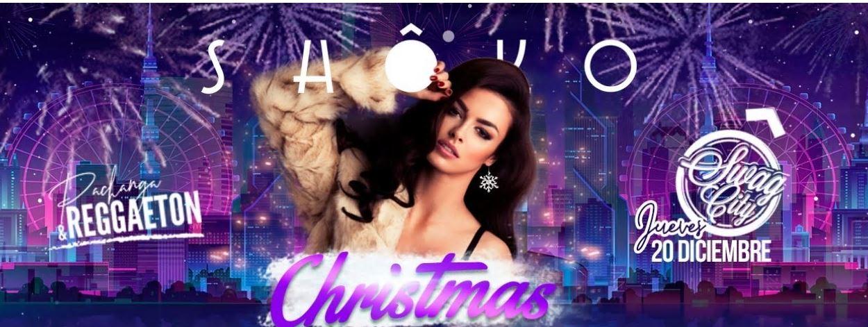 SWAG CITY - CHRISTMAS SHOKO BARCELONA
