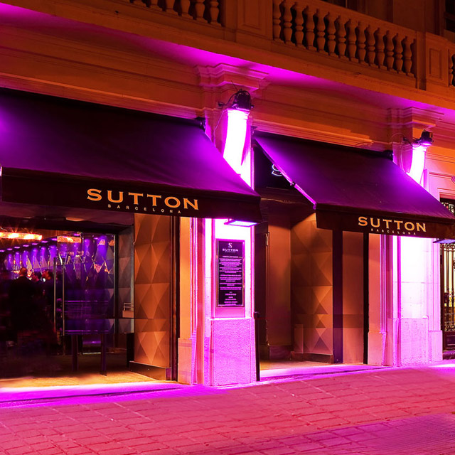 LOLITA - SUTTON BARCELONA SUTTON THE CLUB