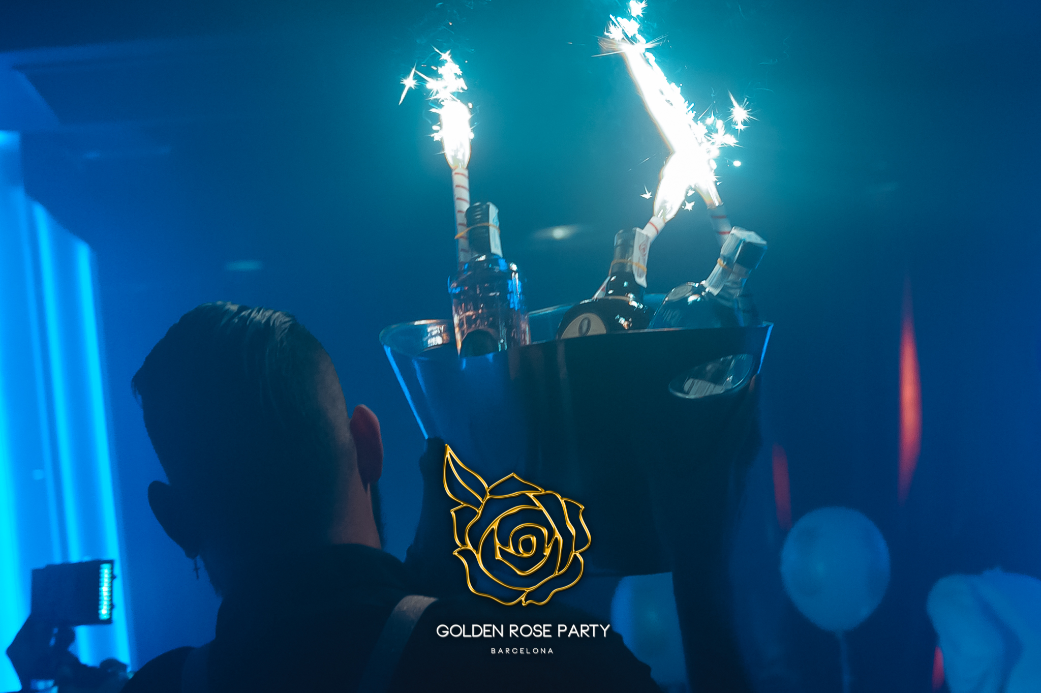 CADA MIERCOLES  - HIP HOP GOLDEN ROSE PARTY